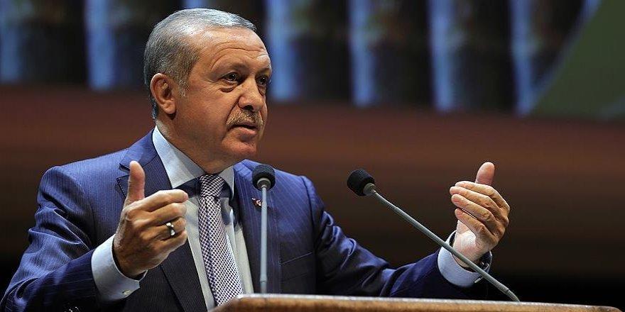 Erdoğan: Geleceği varsa göreceği de var