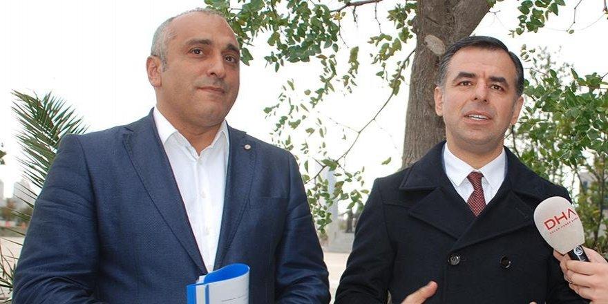 CHP İstanbul Milletvekili ifade verdi
