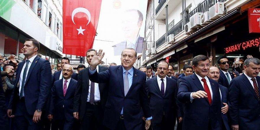 Akyürek'ten Cumhurbaşkanı Erdoğan'a teşekkür