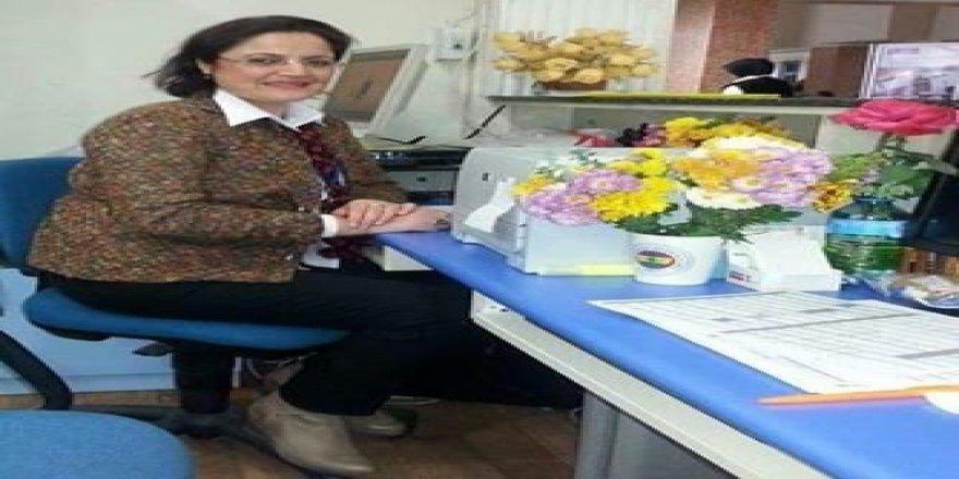 Beyin kanaması geçiren genç kadın yaşam savaşını kaybetti