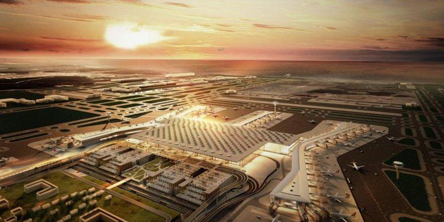İstanbul Yeni Havalimanında alan kiralama süreci başladı