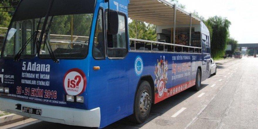 İşkur otobüsü yollarda