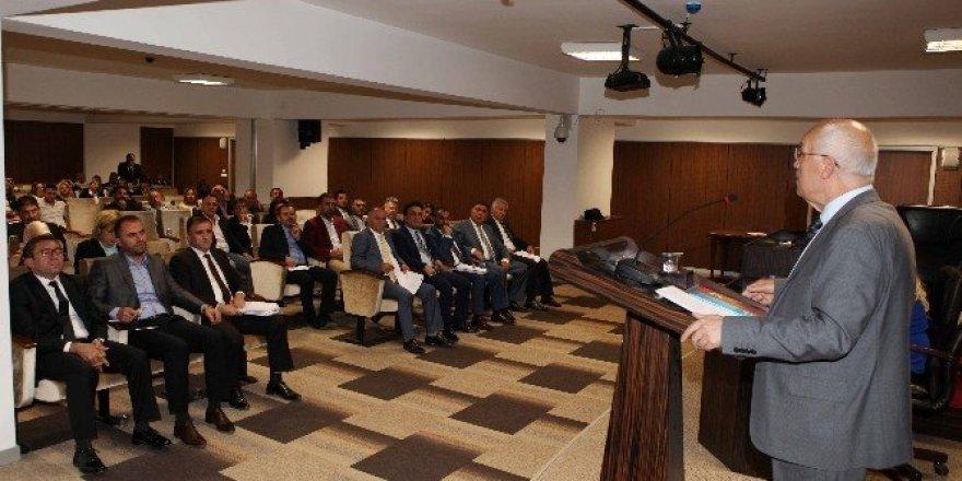 Yenimahalle'nin 2017 bütçesi meclisten geçti