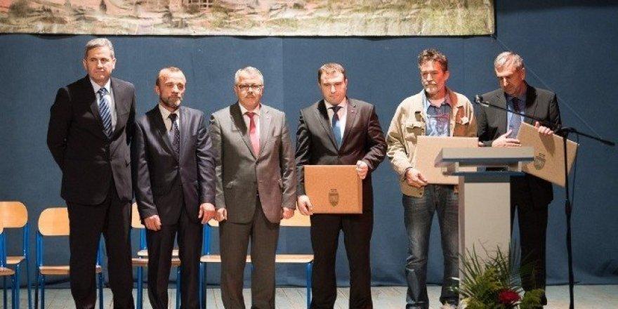 Bosna Hersek'te TİKA'ya Kamu Hizmet Ödülü