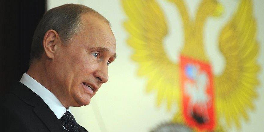 Putin'den bağımsız Filistin'e destek