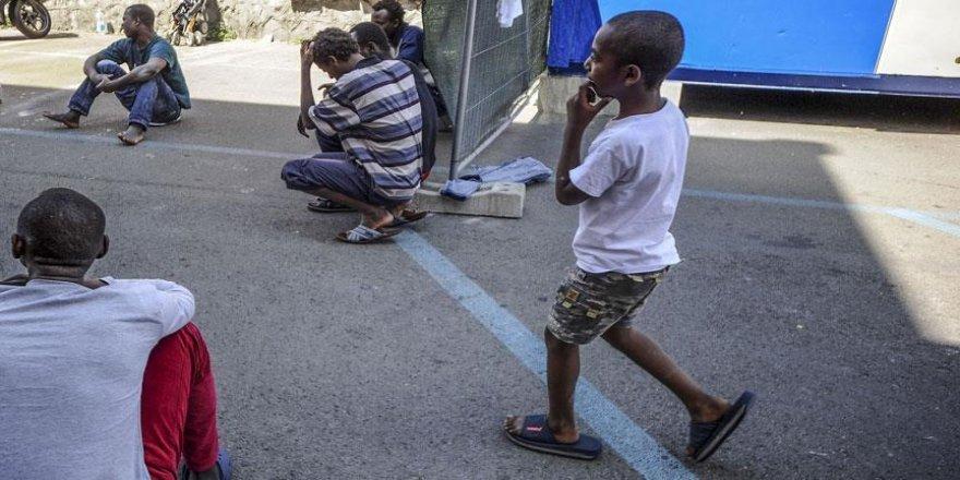 İtalya'ya ulaşan refakatsiz çocuk sığınmacı sayısında rekor