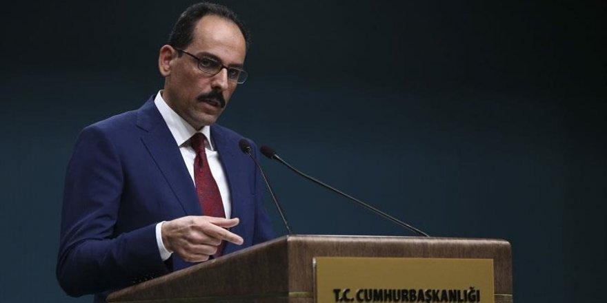 """""""DEAŞ'ın Dabık'ı kaybetmesi sapkın ideolojisine darbedir"""""""