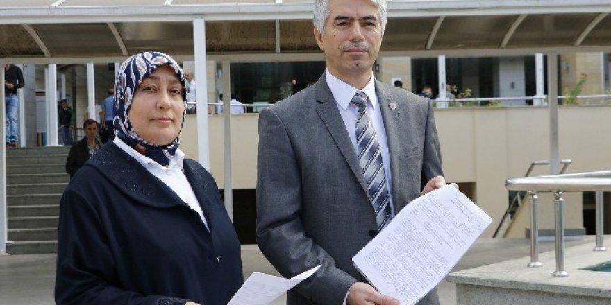 15 Temmuz şehidinin ailesi Fetullah Gülen'den şikayetçi oldu