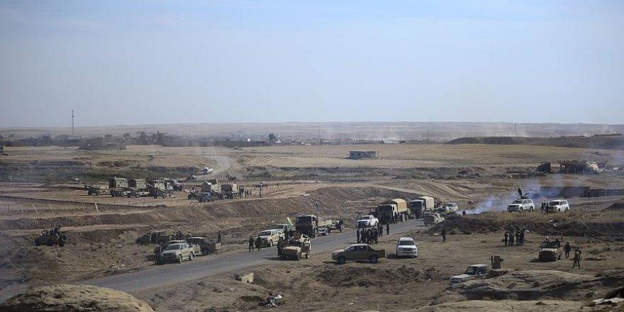 Musul'un güneyindeki Şura kasabası kuşatıldı