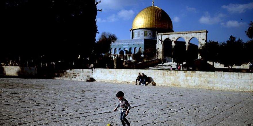 Filistin Yönetimi ve Hamas Mescid-i Aksa kararından memnun