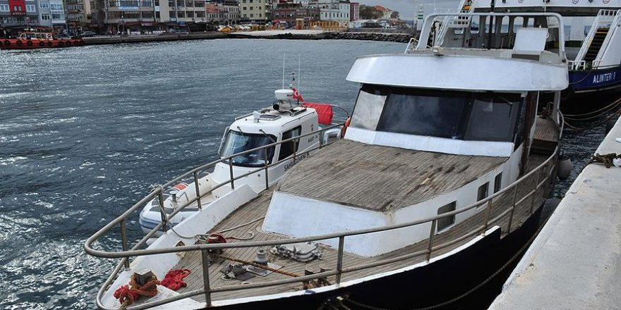 ABD bayraklı yat kaptanı gözaltına alındı