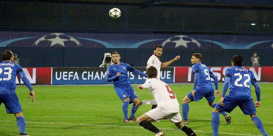 Şampiyonlar Ligi'nde 8 karşılaşma oynandı