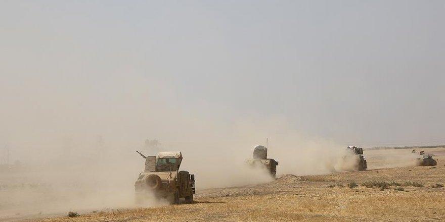 352 kilometrekare toprak parçası DEAŞ'tan geri alındı