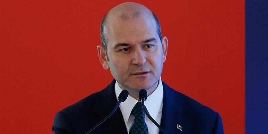 Soylu: Elimizde PKK'nın üst düzey yöneticisi var!