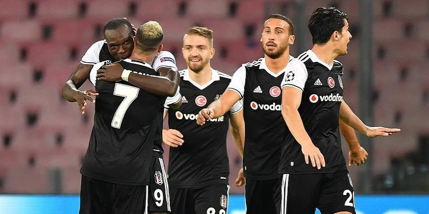 Beşiktaş hisseleri Napoli galibiyetiyle yükseldi