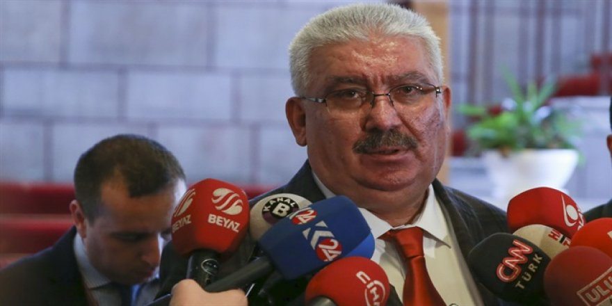 MHP'li Yalçın: Rejim hasta sistem krizde
