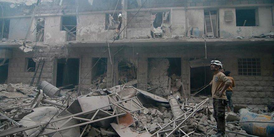 Rusya Halep'teki 'insani molayı' 24 Ekim'e kadar uzattı
