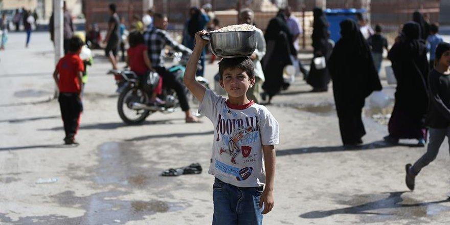 Suriye'de 1.7 milyon çocuk okula gidemiyor