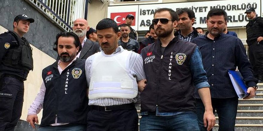 Dündar'a saldıran Şahin'e tahliye