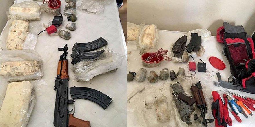 PKK'nın 'eylem' planı İzmir'de polise takıldı