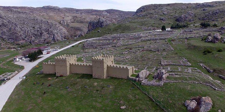 Hitit Krallığı 'Hattuşa'da hayat bulacak