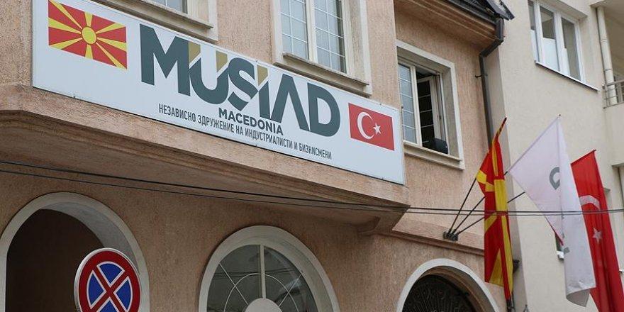 MÜSİAD Makedonya'da şube açtı