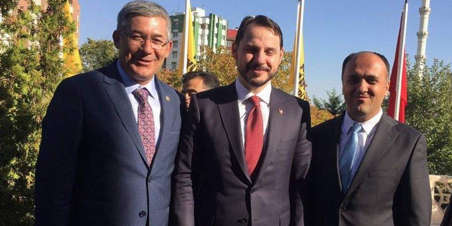Beyşehir'den Bakan Albayrak'a doğal gaz talebi