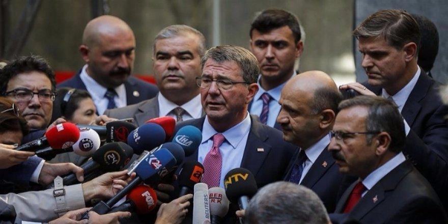 Carter: Türkiye Irak ile prensipte anlaştı