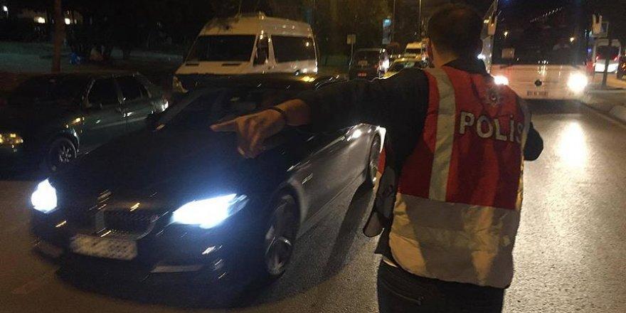 İstanbul'da 5 bin polisle denetim