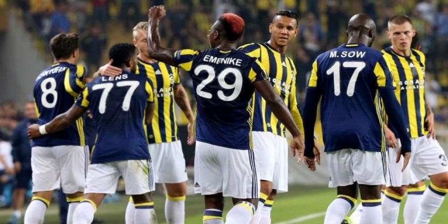 Fenerbahçe'nin Konyaspor kafilesi belli oldu