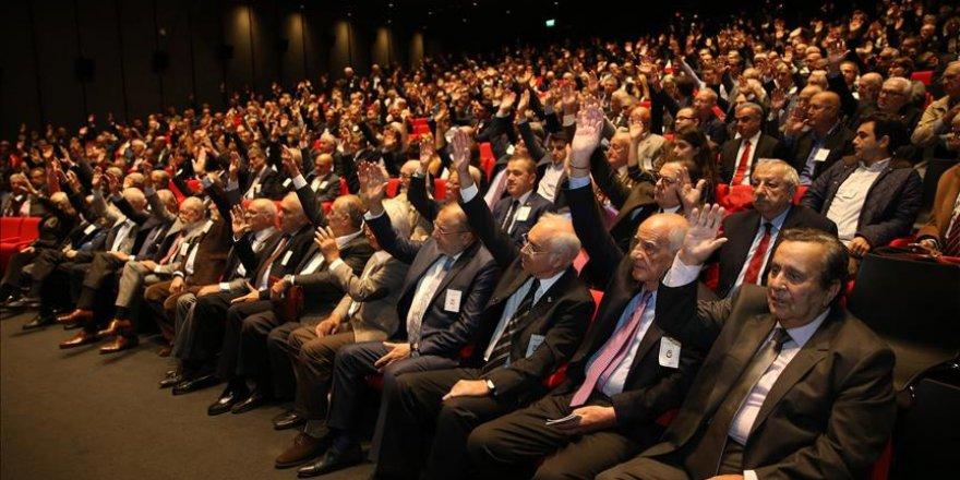 Galatasaray'ın olağanüstü genel kurulu başladı