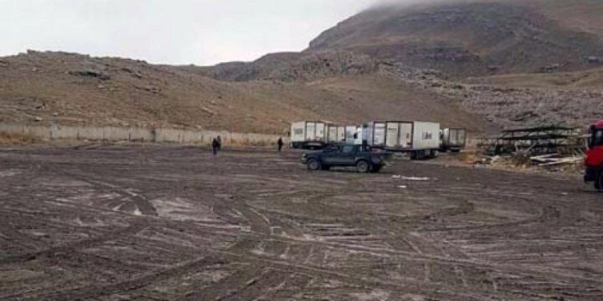 İran 100 Türk TIR şoförünü tehdit etti