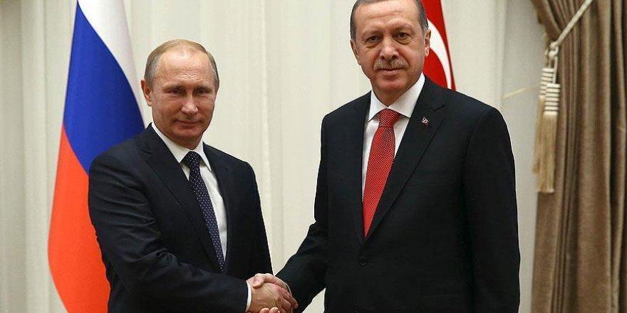 'Putin ile Erdoğan arasında güven ilişkisi var'