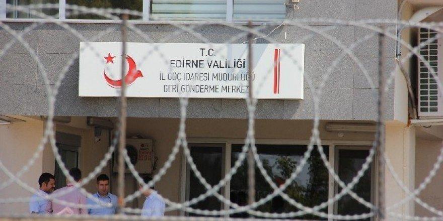 Türkmen uyruklu kadın, Yunanistan'a kaçarken yakalandı