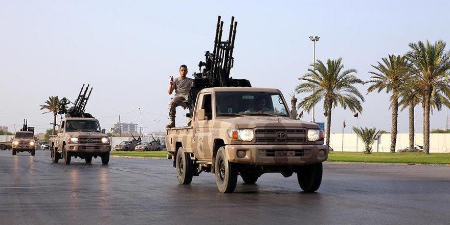 Libya'da biri Türk 13 kişi DEAŞ'ten kurtarıldı