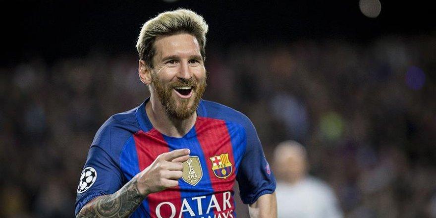 Barcelona 3 puana Messi'yle ulaştı