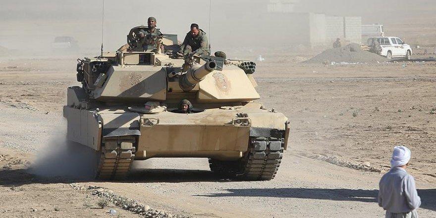 Irak güçleri Karakuş'ta bazı bölgeleri ele geçirdi