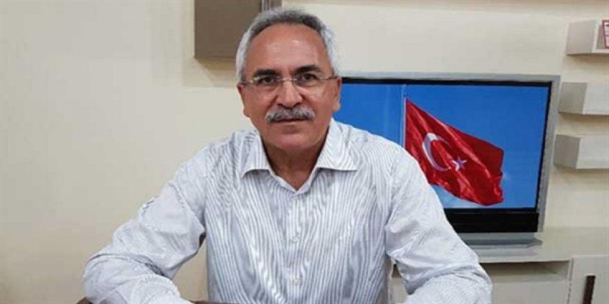AK Parti Milletvekili Aydın'ın bileği kırıldı
