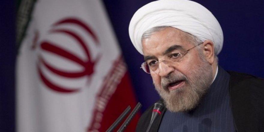 Ruhani, İran medyasını azarladı