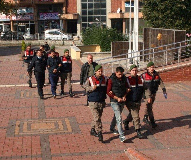 Ev ve işyeri kurşunlayan şüpheliler tutuklandı