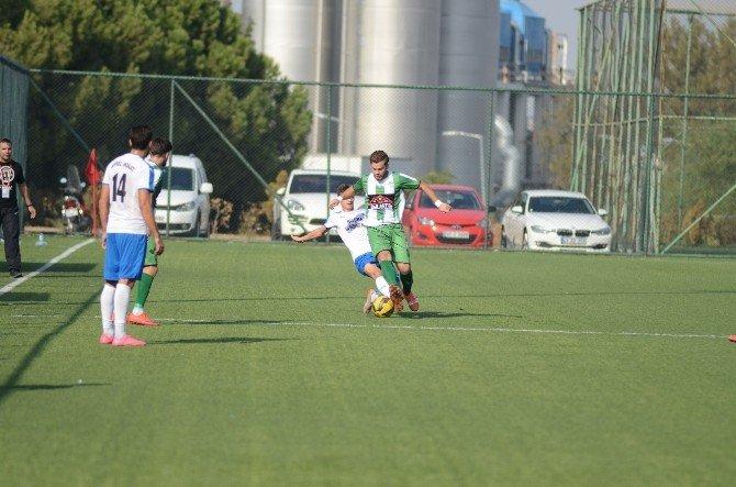 Yunusemre Belediyespor galibiyetle başladı