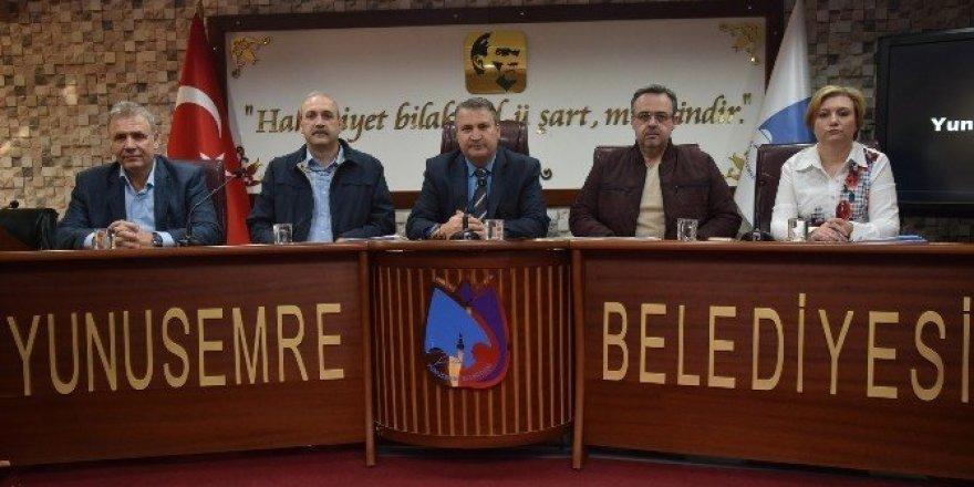 Başkan Çerçi Toplu İşyeri Yapı Kooperatifi üyeleriyle buluştu