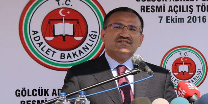 'Şırnak Cezaevi'nde işkence yapıldı' iddialarına cevap