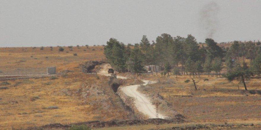 Suriye'de ÖSO'nun ilerleyişi sürüyor