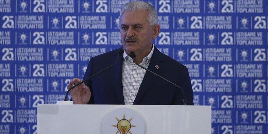 Başbakan'dan Özkök'e tepki: Ne uyardınız kardeşim!
