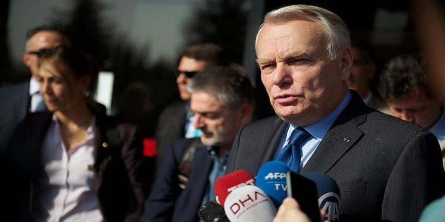 """""""Suriye'de bir an önce siyasi anlaşmaya varmamız gerekiyor"""""""