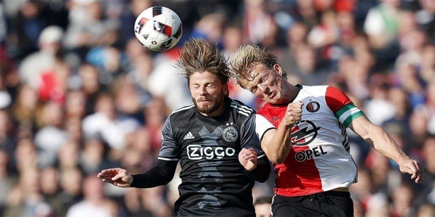 Feyenoord bu kez tekledi