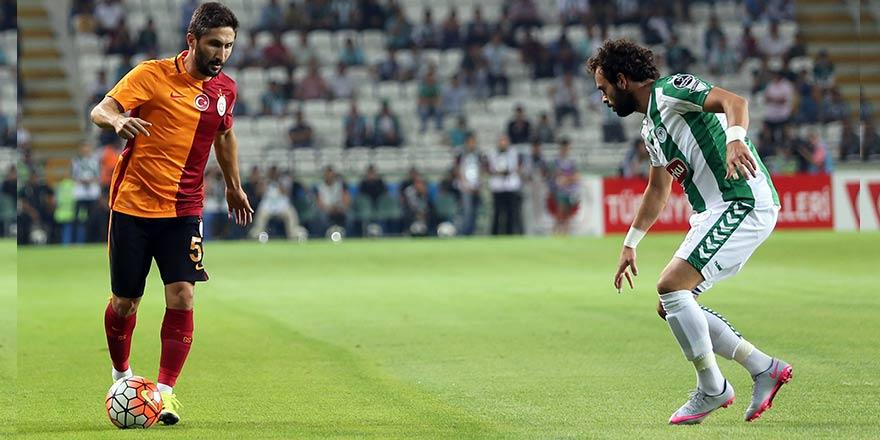 Konyaspor içeride 18 maçtır kaybetmiyor