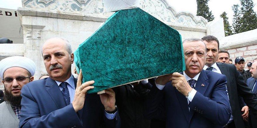 İslam alimi Enver Baytan son yolculuğuna uğurlandı