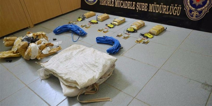 Eylem hazırlığındaki DEAŞ'lı bombacı yakalandı